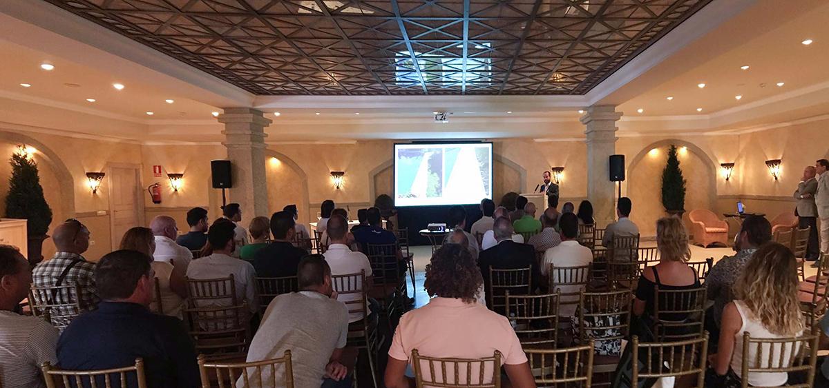 Evento de presentación Accent Quartz en Canarias