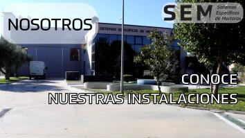 Invitación a las instalaciones de SEM Morteros